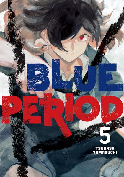 Blue Period Manga Volume 5