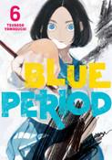 Blue Period Manga Volume 6