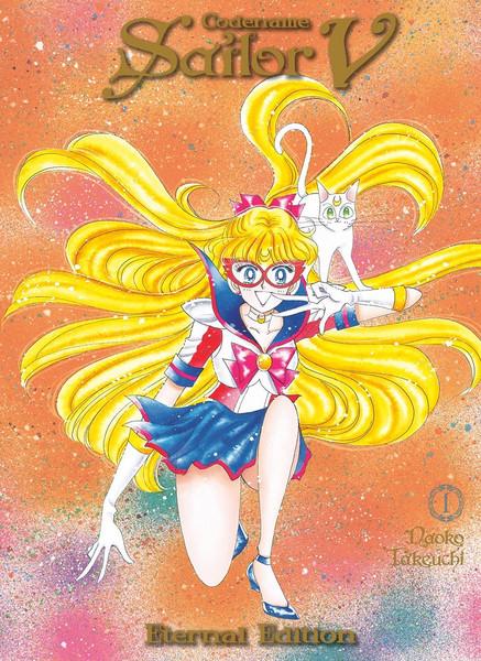 Codename Sailor V Eternal Edition Manga Volume 1