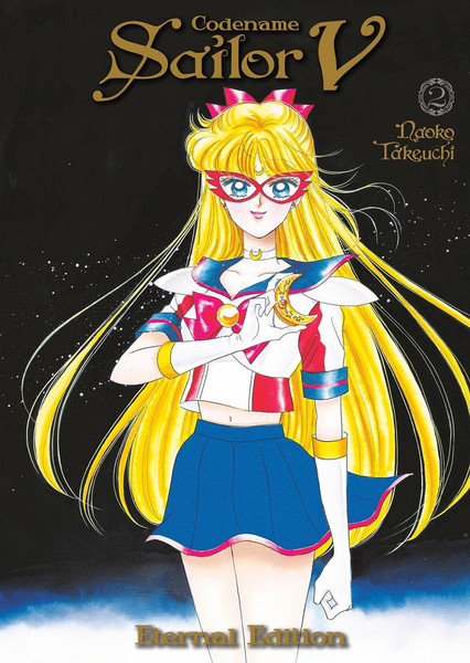 Codename Sailor V Eternal Edition Manga Volume 2