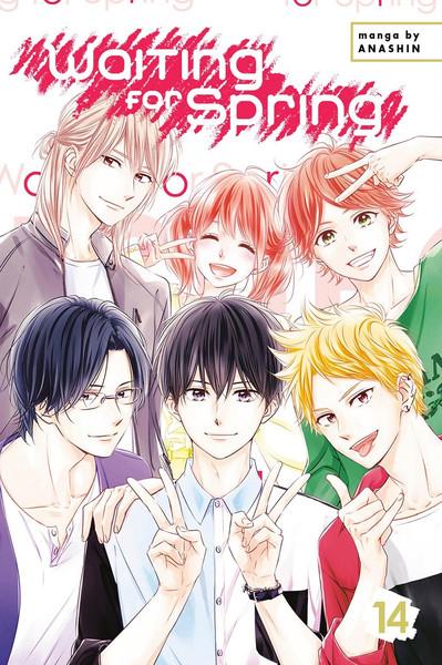 Waiting for Spring Manga Volume 14