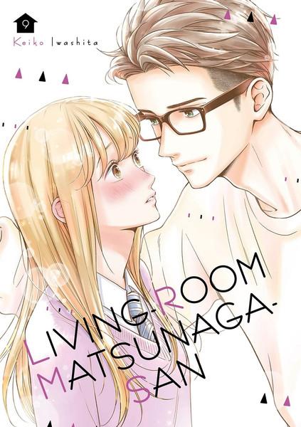 Living-Room Matsunaga-san Manga Volume 9