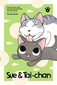 Sue & Tai-chan Manga Volume 4 (Color)