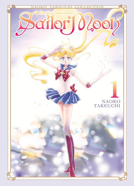 Sailor Moon Naoko Takeuchi Collection Manga Volume 1