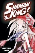 Shaman King Manga Omnibus Volume 2