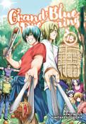 Grand Blue Dreaming Manga Volume 15