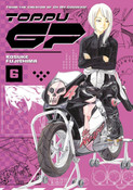 Toppu GP Manga Volume 6
