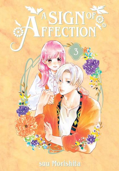 A Sign of Affection Manga Volume 3