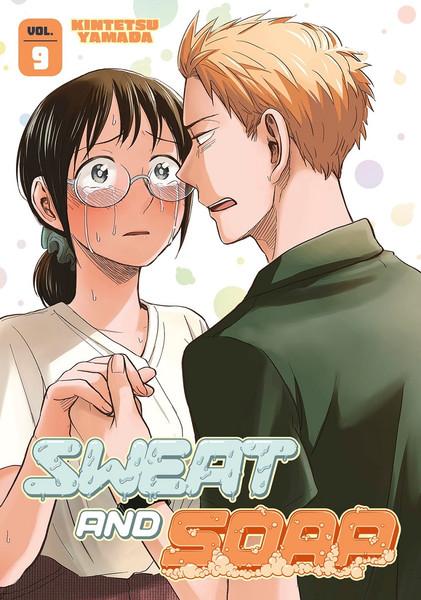 Sweat and Soap Manga Volume 9