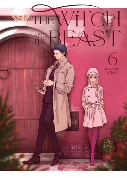 The Witch and the Beast Manga Volume 6