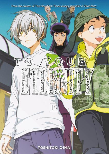 To Your Eternity Manga Volume 15