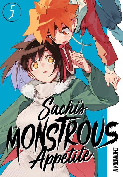 Sachi's Monstrous Appetite Manga Volume 5