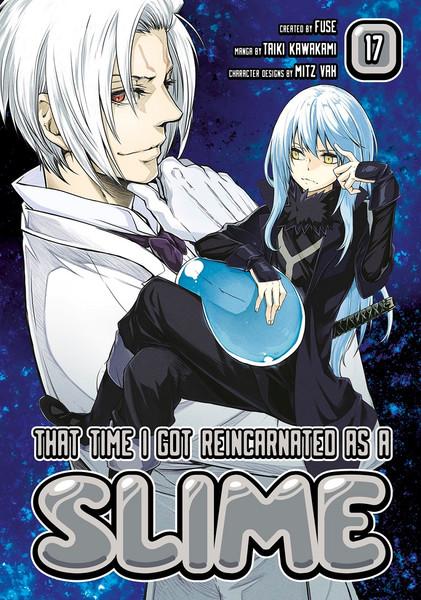 That Time I Got Reincarnated as a Slime Manga Volume 17