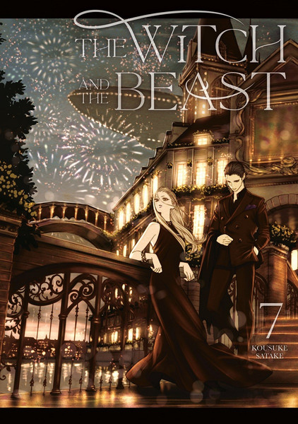 The Witch and the Beast Manga Volume 7