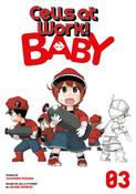 Cells at Work! Baby Manga Volume 3