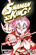 Shaman King Manga Omnibus Volume 4