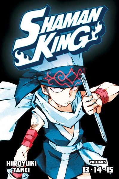Shaman King Manga Omnibus Volume 5