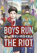 Boys Run the Riot Manga Volume 1