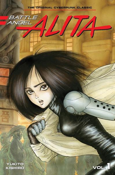 Battle Angel Alita Manga Volume 1