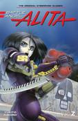 Battle Angel Alita Manga Volume 2