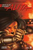 Battle Angel Alita Manga Volume 3