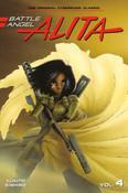 Battle Angel Alita Manga Volume 4