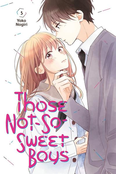 Those Not-So-Sweet Boys Manga Volume 5