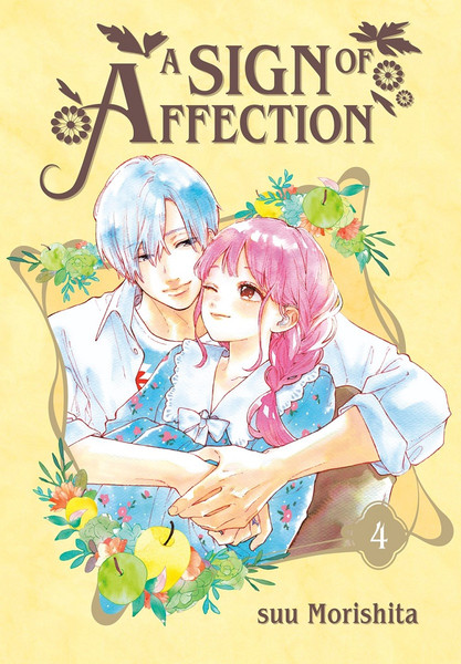 A Sign of Affection Manga Volume 4