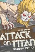 Attack on Titan Colossal Edition Manga Volume 6