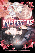 In/Spectre Manga Volume 14