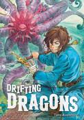 Drifting Dragons Manga Volume 10