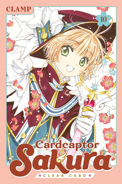 Cardcaptor Sakura Clear Card Manga Volume 10