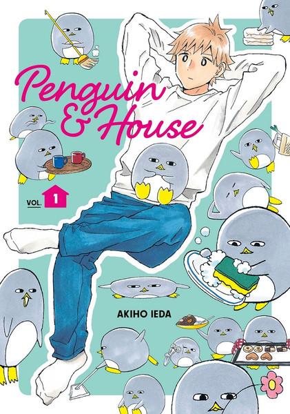 Penguin & House Manga Volume 1