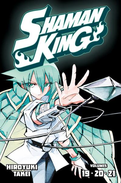 Shaman King Manga Omnibus Volume 7