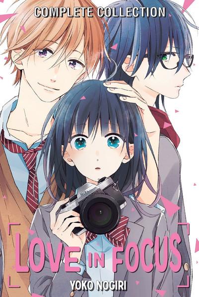Love in Focus Complete Collection Manga Omnibus