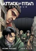 Attack on Titan Manga Omnibus Volume 2