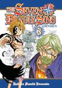 The Seven Deadly Sins Manga Omnibus Volume 3