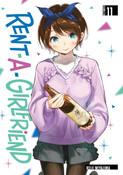 Rent-A-Girlfriend Manga Volume 11