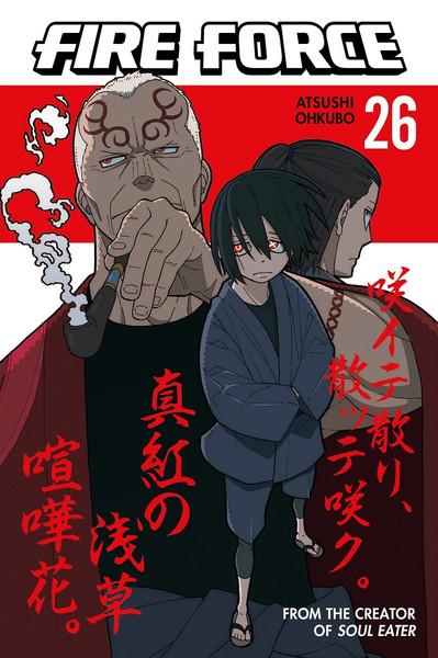 Fire Force Manga Volume 26