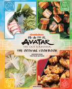 Avatar The Last Airbender The Official Cookbook (Hardcover)
