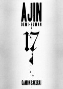 Ajin Demi-Human Manga Volume 17