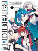 Pretty Boy Detective Club Manga Volume 1