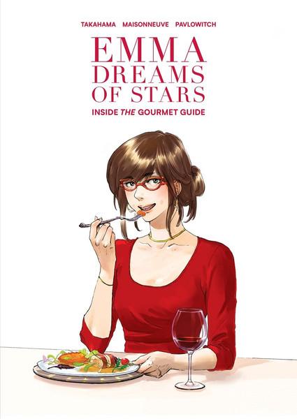 Emma Dreams of Stars Manga (Color)