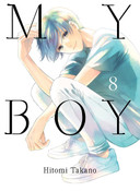 My Boy Manga Volume 8