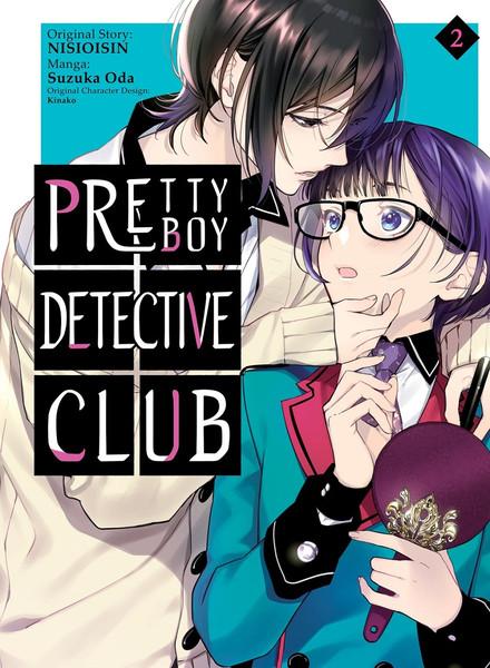 Pretty Boy Detective Club Manga Volume 2