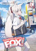 Tamamo-chan's a Fox! Manga Volume 1