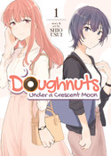 Doughnuts Under a Crescent Moon Manga Volume 1