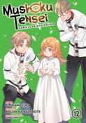 Mushoku Tensei Jobless Reincarnation Manga Volume 12