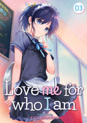 Love Me for Who I Am Manga Volume 3
