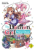 The Demon Girl Next Door Manga Volume 1